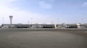De luchthaven van Doubai Stock Foto's