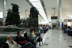 De luchthaven van Doubai Stock Fotografie