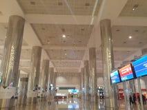 De luchthaven van Doubai Stock Afbeeldingen