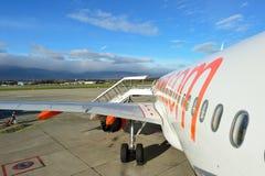 De luchthaven van Genève royalty-vrije stock afbeelding