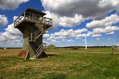 De Luchthaven van het dorp Royalty-vrije Stock Foto
