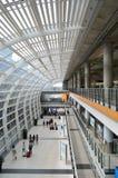 De Luchthaven van Hongkong Royalty-vrije Stock Fotografie