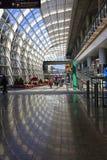 De Luchthaven van Hongkong Stock Foto's