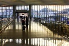 De Luchthaven van Hongkong Royalty-vrije Stock Afbeelding
