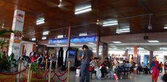 De Luchthaven van Katmandu Royalty-vrije Stock Fotografie
