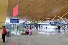 De Luchthaven van KUNMING CHANGSHUI Stock Afbeelding