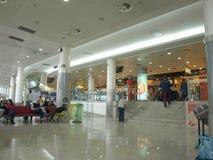 De luchthaven van Napels Stock Foto's