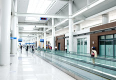 De luchthaven van Seoel Incheon stock fotografie