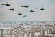De Luchtmacht van Azerbeidzjan Stock Fotografie