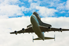 De Luchtparade van de Ontdekking van de pendel in Washington, het Gebied van gelijkstroom royalty-vrije stock fotografie