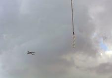 De luchtpost van de doorgang Royalty-vrije Stock Afbeelding