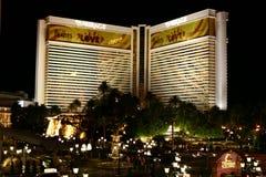 De luchtspiegeling - Las Vegas Stock Afbeelding