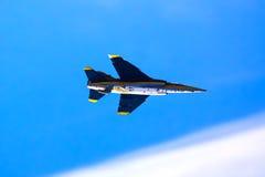 De Luchtspiegeling van Dassault F1CZ Stock Foto