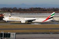 De Luchtvaartlijnen van emiraten Royalty-vrije Stock Afbeelding