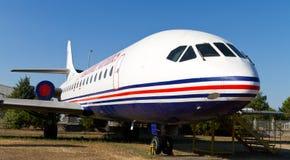 De Luchtvaartlijnen van Istanboel, Sud Luchtvaart Caravelle Royalty-vrije Stock Foto