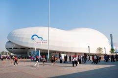 De luchtvaartpaviljoen van China Royalty-vrije Stock Fotografie