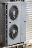 De luchtvoorwaarde van de compressor royalty-vrije stock fotografie