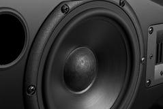 De luidspreker van de studio Royalty-vrije Stock Foto