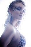 De Luipaard van de bikini Royalty-vrije Stock Fotografie