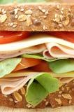 De lunch van de delicatessenwinkel Royalty-vrije Stock Fotografie