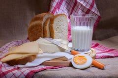 De lunch van Rusic Stock Foto