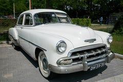 1952 de Luxe klassieke auto van Chevrolet Styleline Royalty-vrije Stock Afbeeldingen