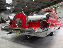 De luxeauto's tonen Royalty-vrije Stock Foto's