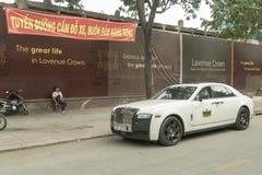 De luxeauto van Royce van broodjes Stock Afbeelding