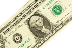 De många dollarna pengar Royaltyfri Bild