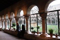 De mötta klosterna, den storstads- konstmuseet fotografering för bildbyråer