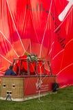 De maagdelijke Hete Luchtballon stock foto