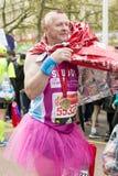 De maagdelijke Marathon van Geldlonden 24 April 2016 Stock Afbeeldingen