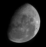 De maan Stock Afbeeldingen