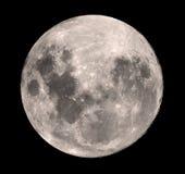 De maan stock foto