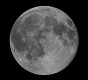 De Maan van de volle maan Hoge Resolutie Royalty-vrije Stock Afbeeldingen