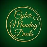 De Maandag van Cyber Stock Fotografie