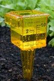 De Maat van de regen Stock Foto's