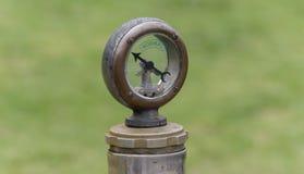 De Maat van de temperatuur Royalty-vrije Stock Foto's