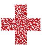 De Maatschappij van het Rode Kruis Stock Fotografie