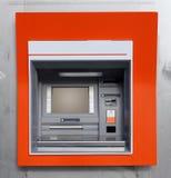 De Machine van ATM Royalty-vrije Stock Afbeeldingen