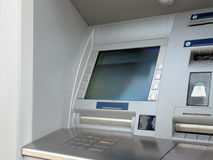 De machine van ATM Stock Foto's