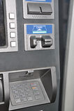 De machine van ATM Royalty-vrije Stock Foto's