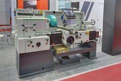 De machine van de draaibank Stock Afbeeldingen