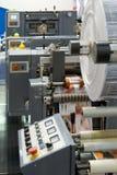 De machine van de druk Royalty-vrije Stock Foto's
