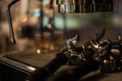 De machine van de espresso Royalty-vrije Stock Foto's