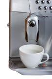 De machine van de espresso Stock Foto's
