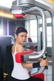 De machine van de gymnastiek Stock Foto's