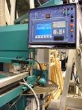 De machine van de houtbewerking royalty-vrije stock foto's