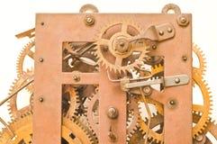 De machine van de klok Royalty-vrije Stock Foto's