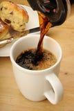 De Machine van de koffie Stock Foto